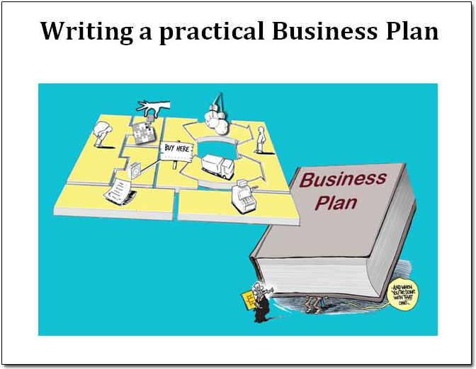 Manual Business Planning (by Jacana Business Empowerment)