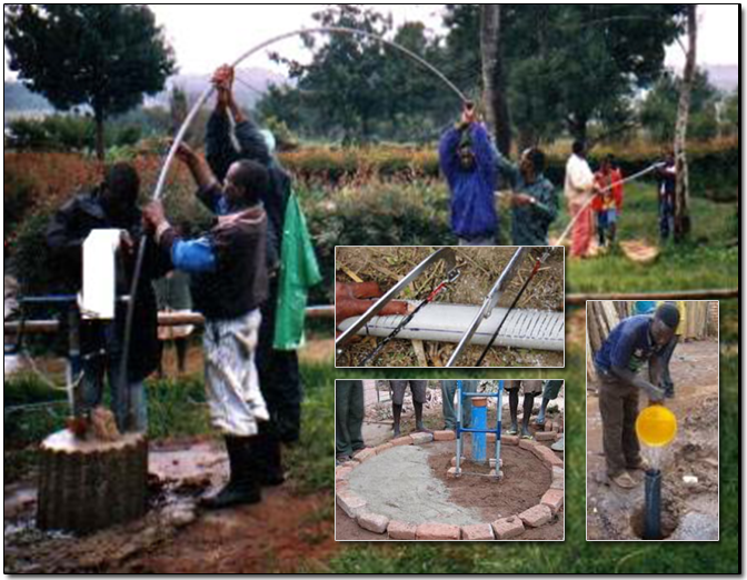 Manual Borehole Finalization