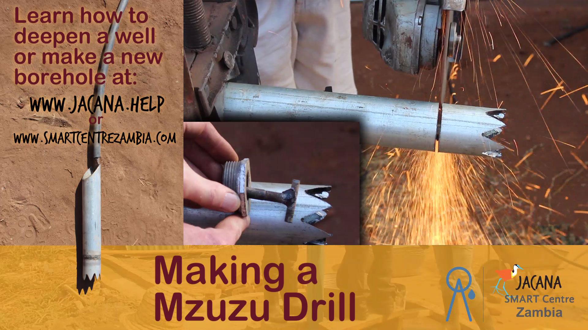 Making a Mzuzu drill
