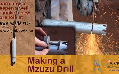Online training: Making a Mzuzu drill set (Aug 2016)