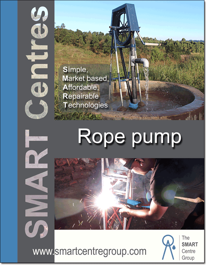 Manual Rope Pump