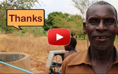 Communities get free water and help with irrigation.