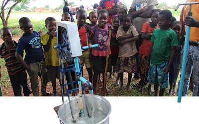 Start Water for Khova ward