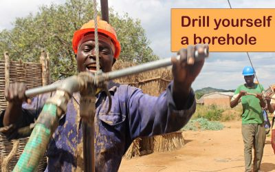 Want to experience manual drilling? Yes, you can 5 and 6 April.