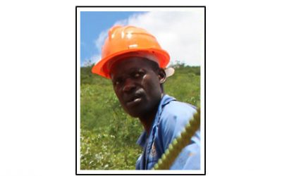 Zambia lost a great driller