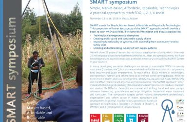SMART symposium 13-16 Nov.