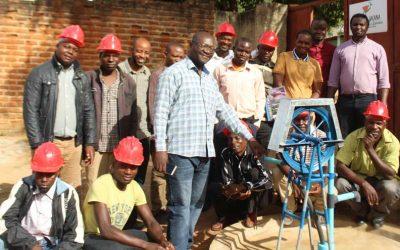 Training entrepreneurs for water in Lundazi & Chasefu