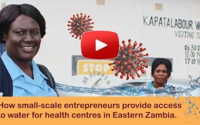 Water for all Health centres in Eastern Zambia