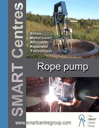 Rope pump 1