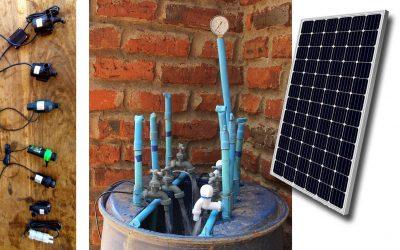 A new solar driven pump era has started
