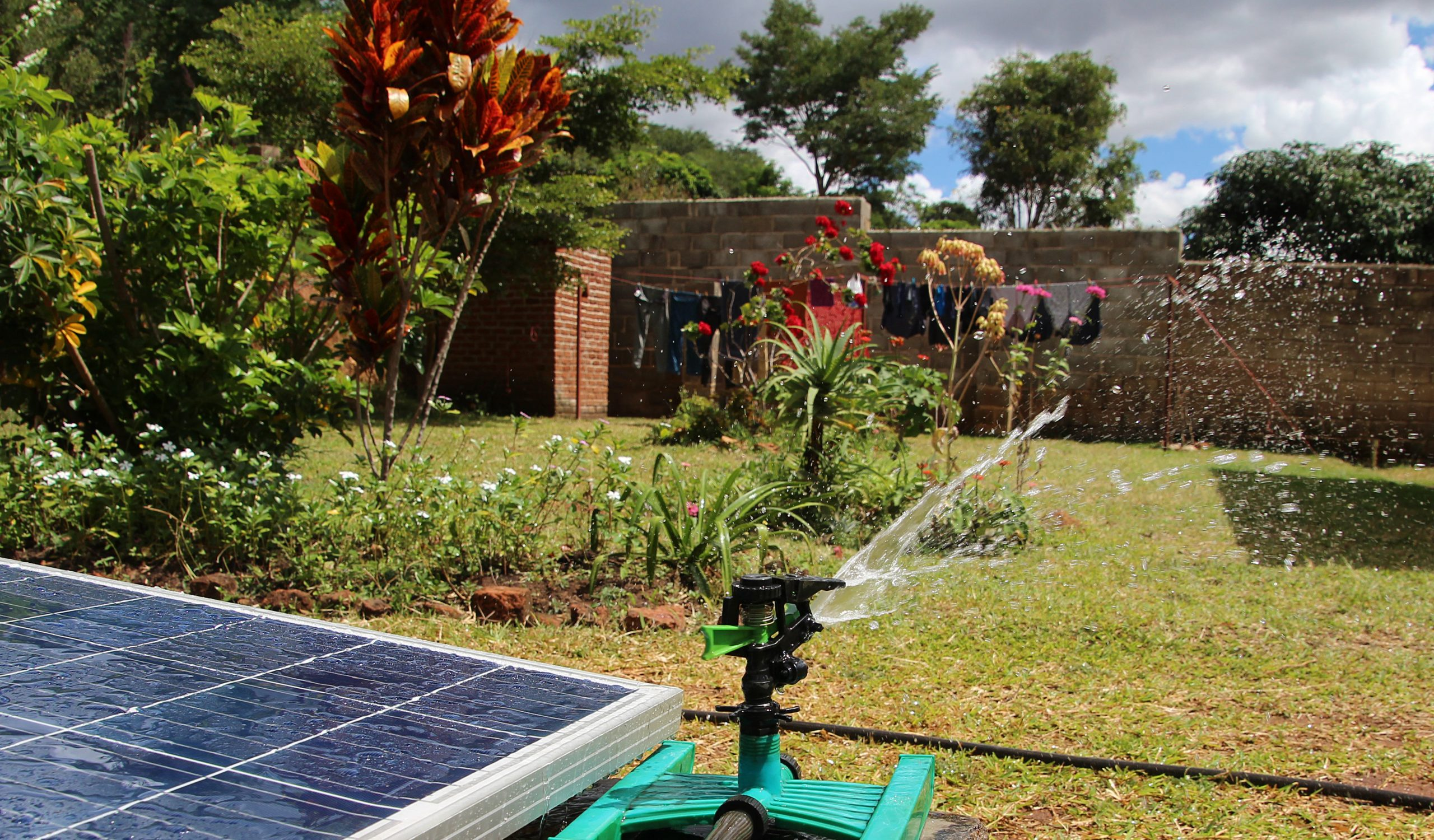 solar-sprinkler